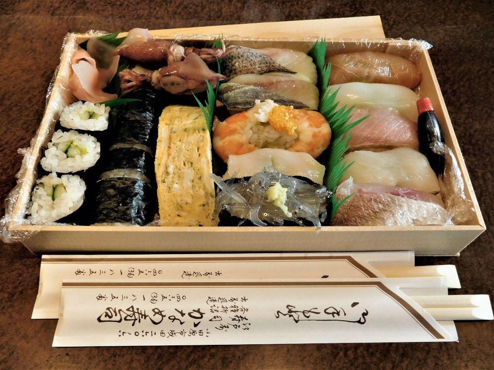 かなめ寿司