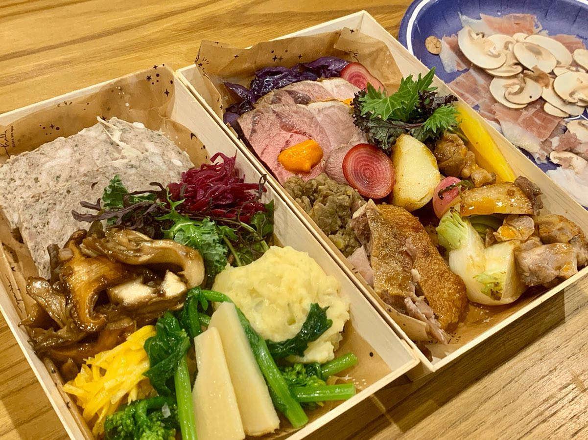 フレンチ食堂 iTToku